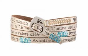 Un bracelet positif